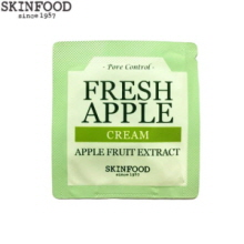 [mini] Skinfood Fresh Apple Cream 1ml*10ea, Skinfood